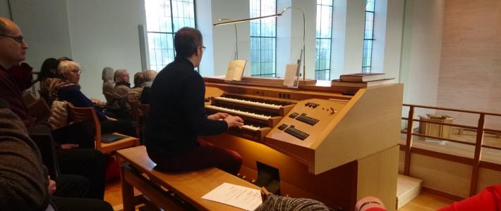 Ökumenischer Gottesdienst Kirche Rapperswil, 20. Januar 2019